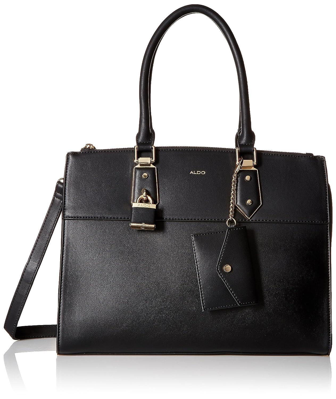Aldo Retriever Shoulder Handbag, Black