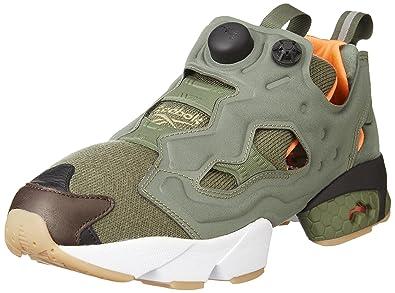 1e38e84cb34d07 Reebok Instapump Fury OG Mens Running Trainers Sneakers (US 4