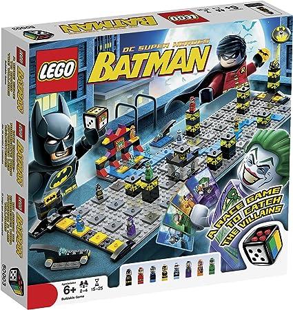 Amazon Com Lego Games 50003 Batman Toys Games