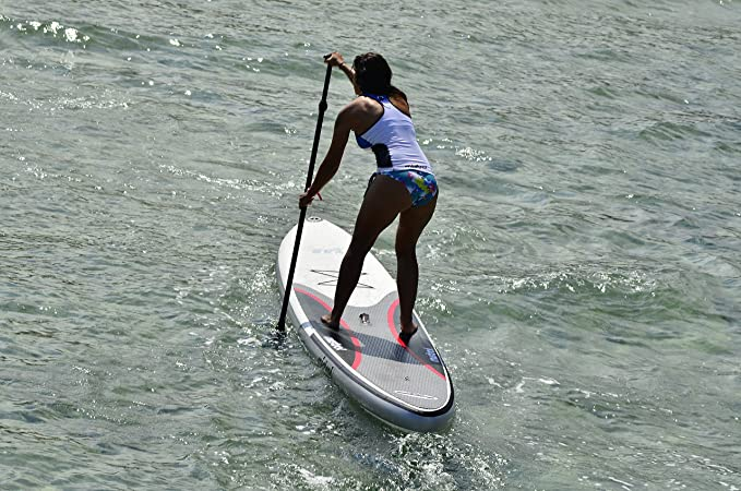 MISTRAL Equipe 14 '0 SUP Stand-Up Paddle Board: Amazon co uk: Sports
