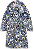 Hatley Boys' Fuzzy Fleece Robe