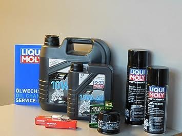 Kit de mantenimiento Honda CRF 1000 Africa Twin aceite de ...