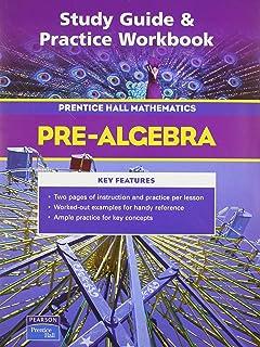 Pre algebra practice workbook prentice hall mathematics bass study guide practice workbook pre algebra fandeluxe Gallery