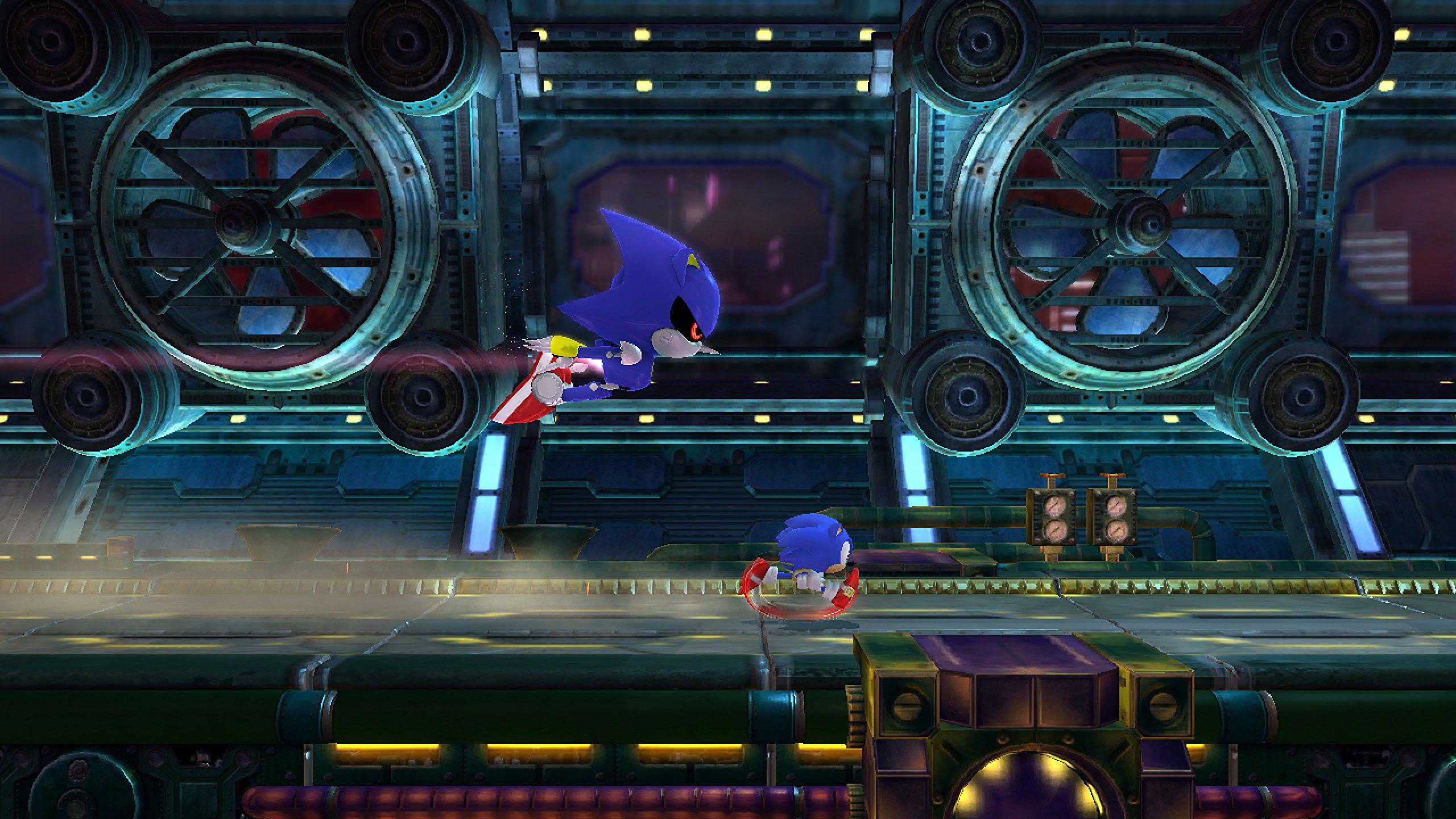 Sonic Generations - Nintendo 3DS by Sega (Image #12)