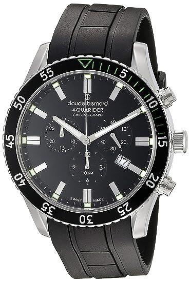 Claude Bernard by Edox Aquarider 10223.3NVCA.NV - Reloj cronógrafo para Hombre