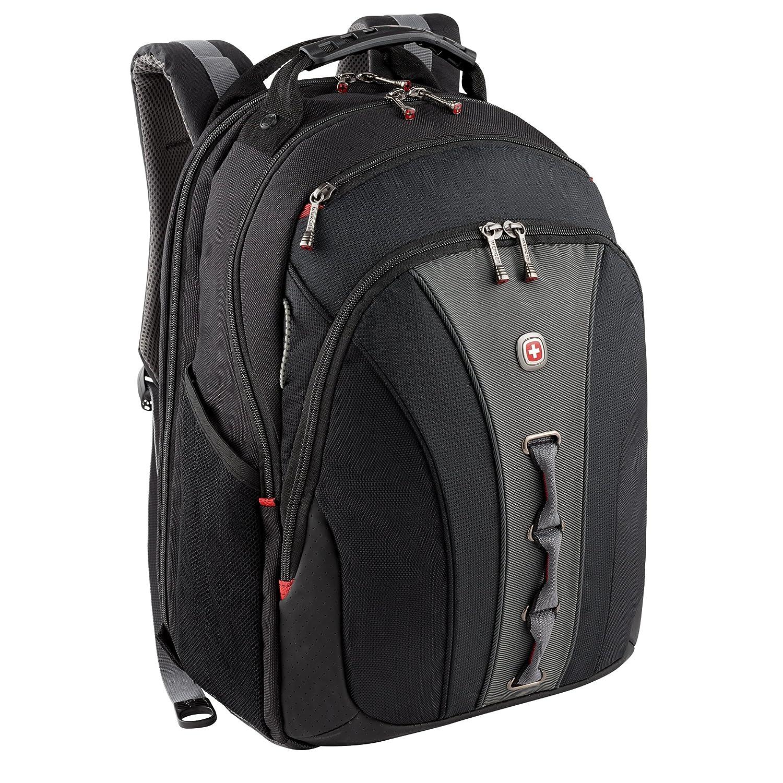 Wenger Swissgear Reload 16in Laptop Backpack Grey Fenix Toulouse 1500 601069 14 Padded Youtube