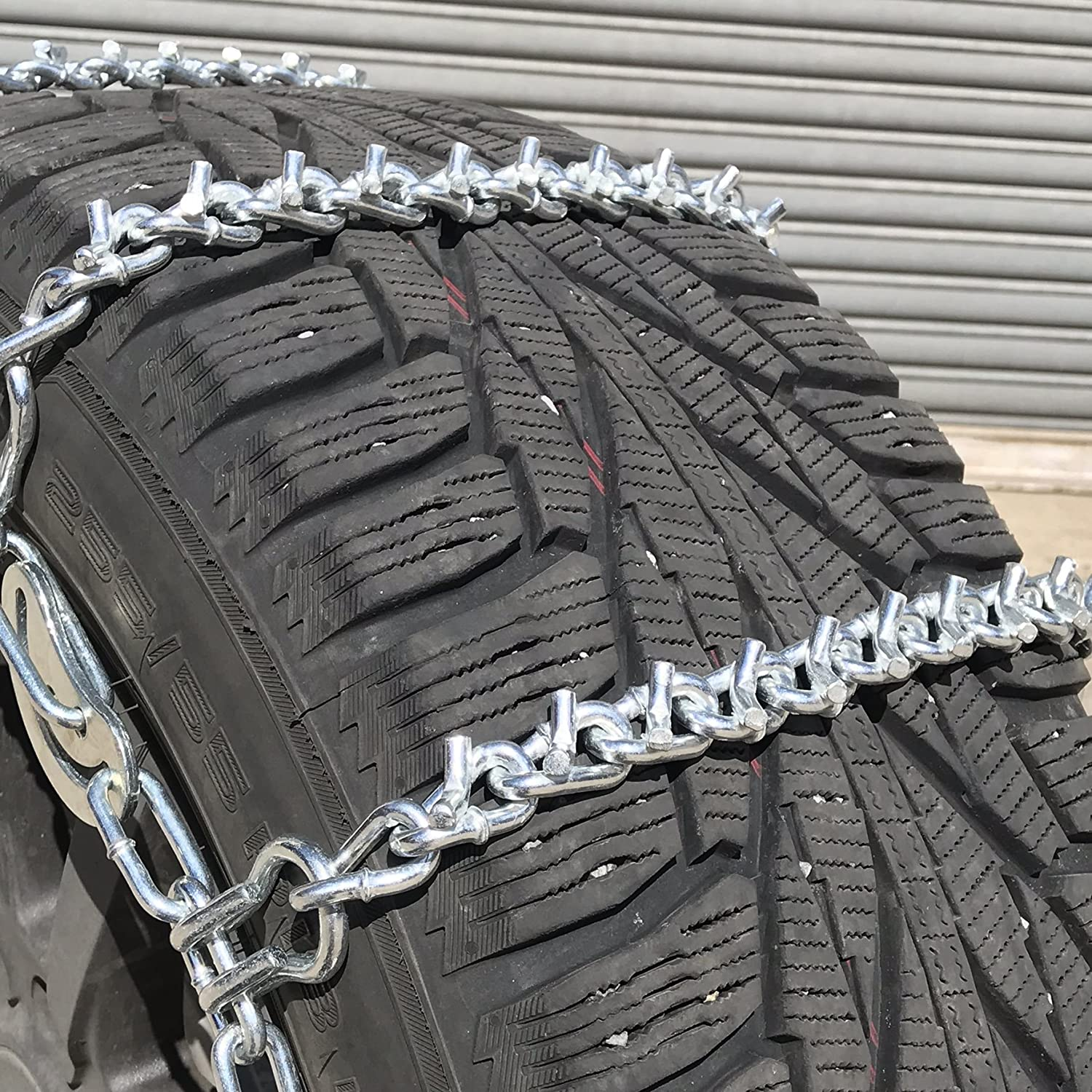 265//70-16 VBAR Tire Chains TireChain.com 3810 P265//70R-16 Priced per Pair.