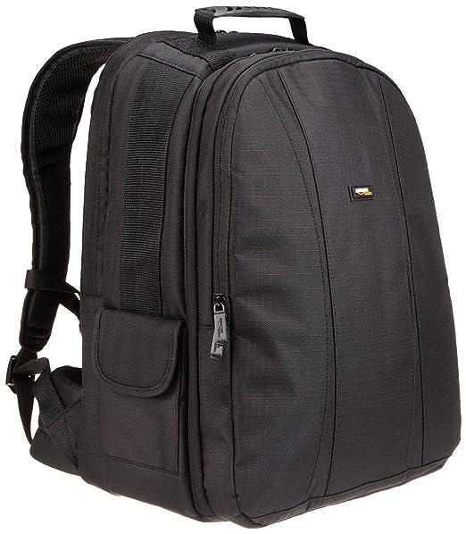 643 opinioni per AmazonBasics- Zaino per fotocamera reflex/laptop, colore interno: Grigio