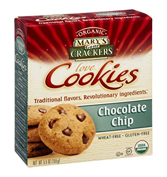 Amazon.com: Marys Gone galletas galletas Choc Chip: Health ...