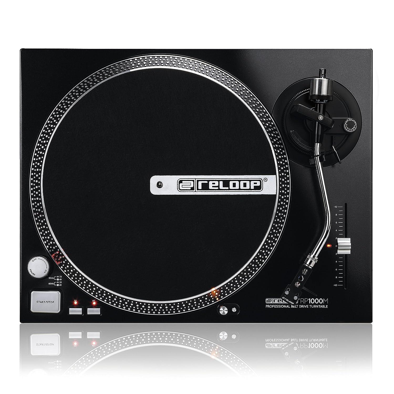 Giradiscos DJ Reloop RP4000M