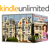 Rebecca Schwartz Complete Set: Five Funny Cozy Mysteries