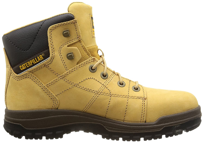 e39ddaf999f Caterpillar Dimen Hi SB, Men's Safety Shoes, Brown (honey Reset), 11 ...