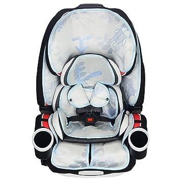 Amazon.com: NWK - Colchoneta para asiento de coche, 4 en 1 ...