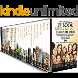 27 Book Mega Box Set 5 Complete Series (Mega Box Set Series 4)