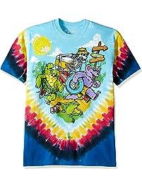 Liquid Blue Unisex-Adult Tubin' Short Sleeve T-Shirt T-Shirt