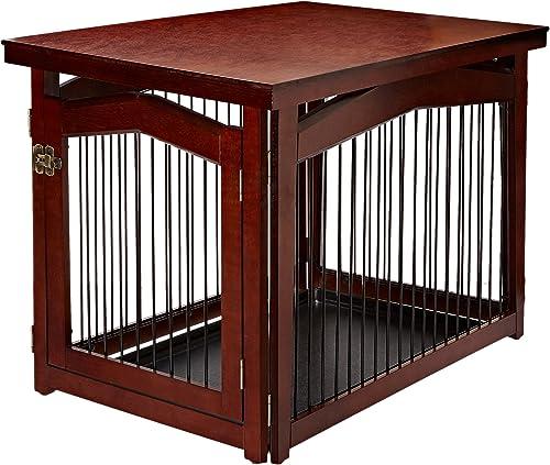 Best dog crate furniture: Merry Pet 2-in-1 Configurable Pet Crate n Crate