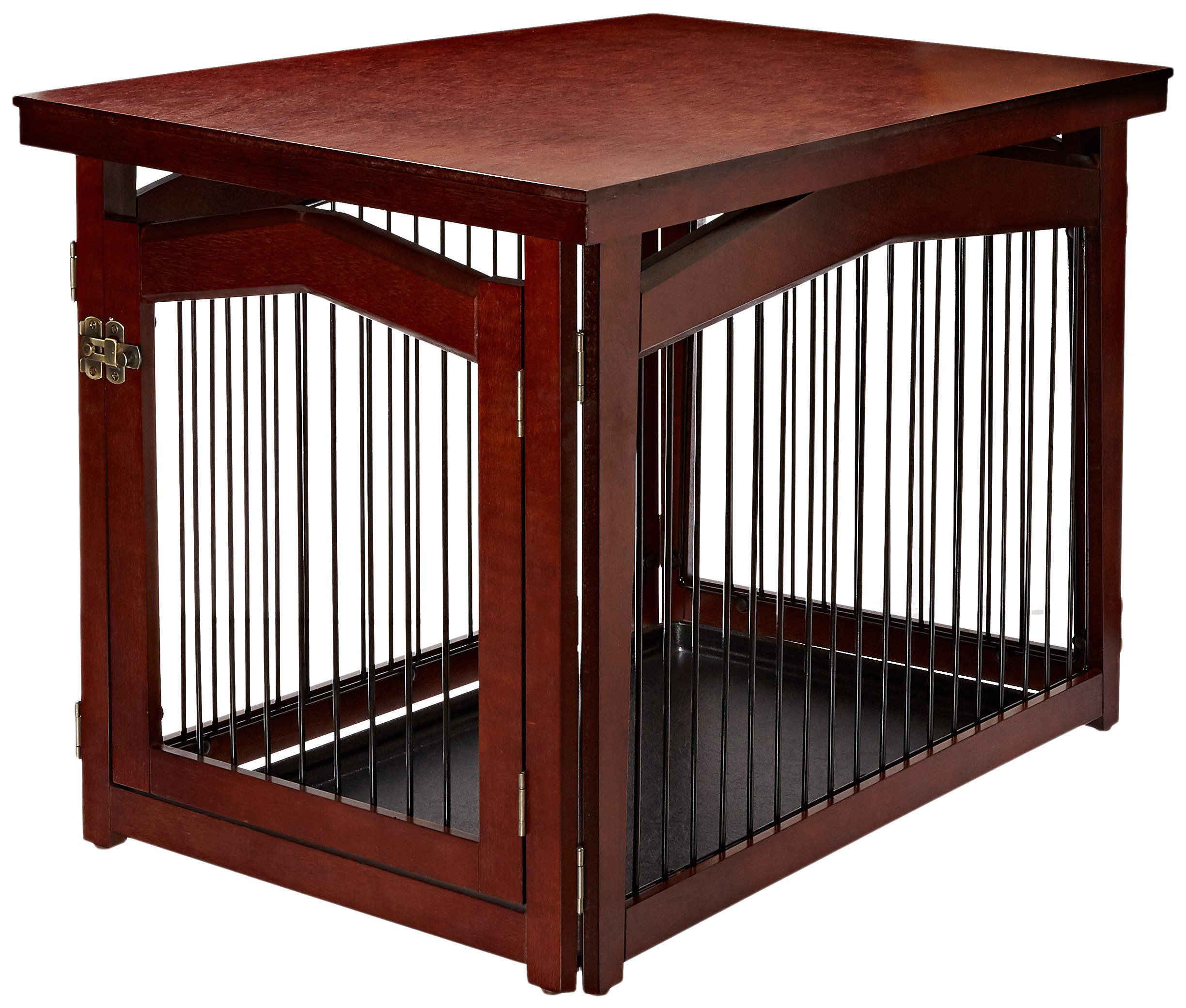 Merry Pet 2-in-1 Configurable Pet Crate and Gate, Medium by Merry Pet