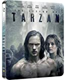The Legend of Tarzan Steelbook - Blu-Ray