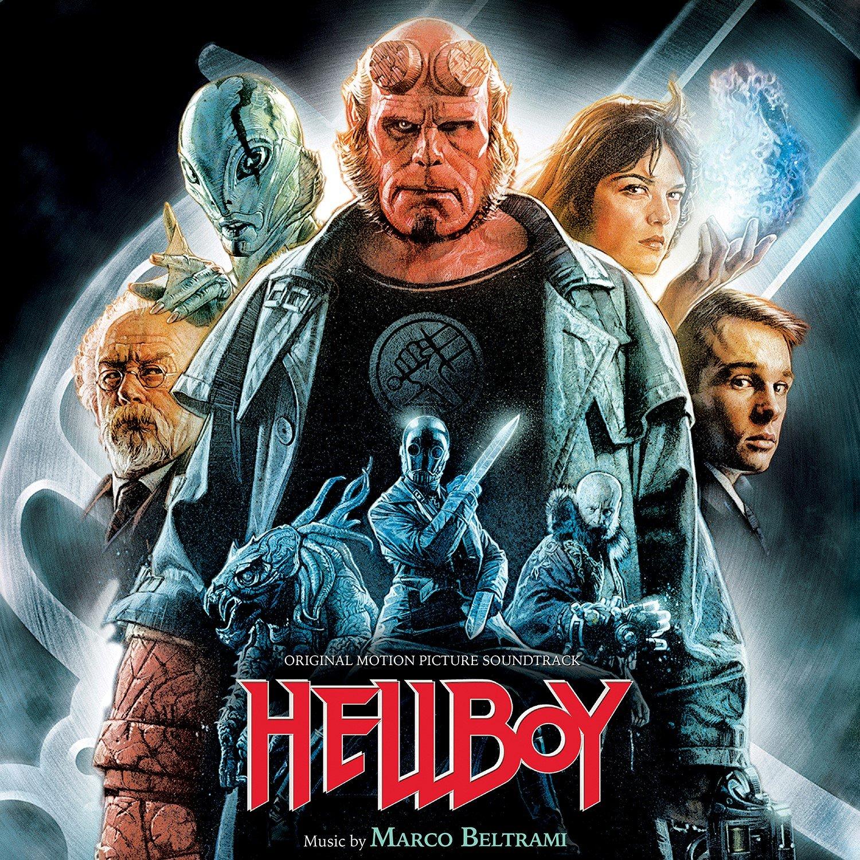 Vinilo : Marco Beltrami - Hellboy (original Soundtrack) (LP Vinyl)