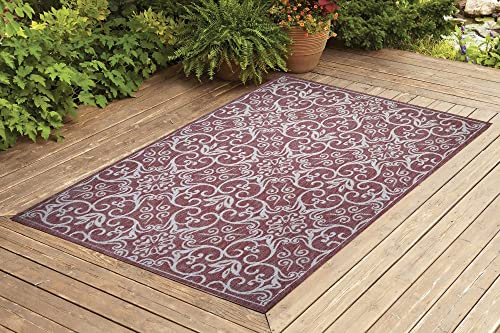 Benissimo Indoor Outdoor Rug Rams Horn Collection