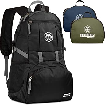 Lightweight Traveling Backpack - Collapsible and Durable