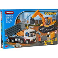 Oxford Town Series( Construction Site)