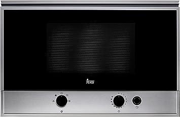 Teka MS 622 BI Microondas sin grill, 1400 W, 22 litros, Otro, Gris ...