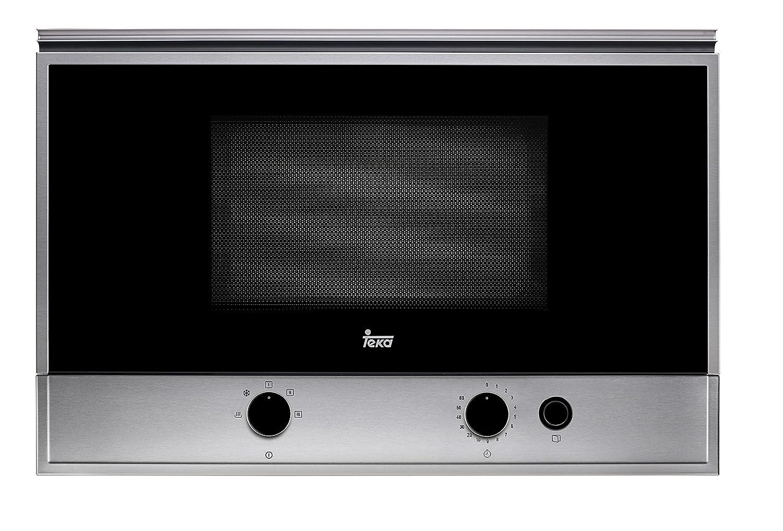 Teka MS 622 BI Microondas sin grill, 1400 W, 22 litros, Otro ...
