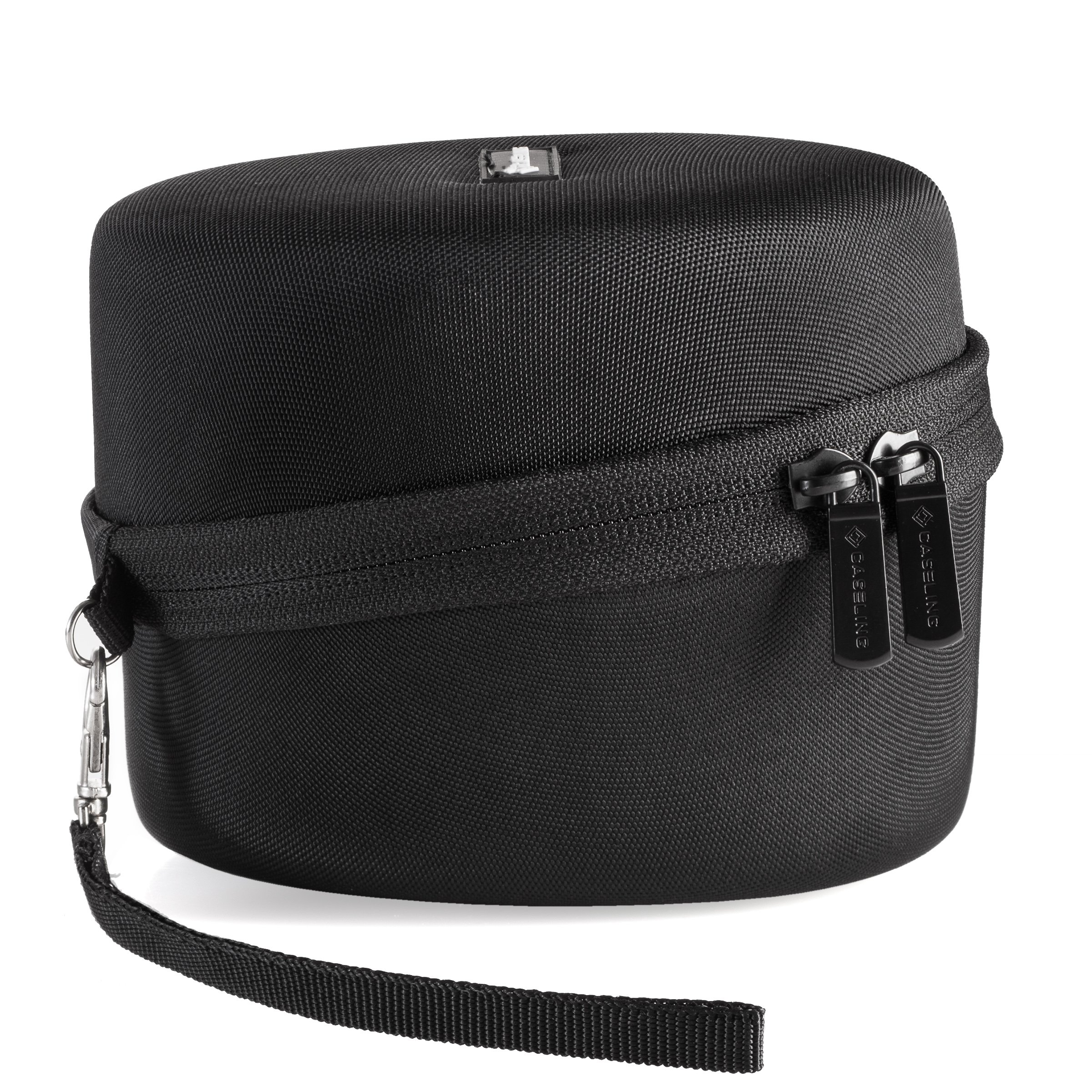 caseling CASE fits Walker's Game Ear Razor Slim Electronic Hearing Protection Muff, Includes Mesh Pocket for Accessories