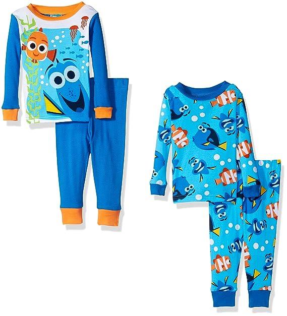 f9befa53dd Disney - Pijama entero - para bebé niño multicolor azul