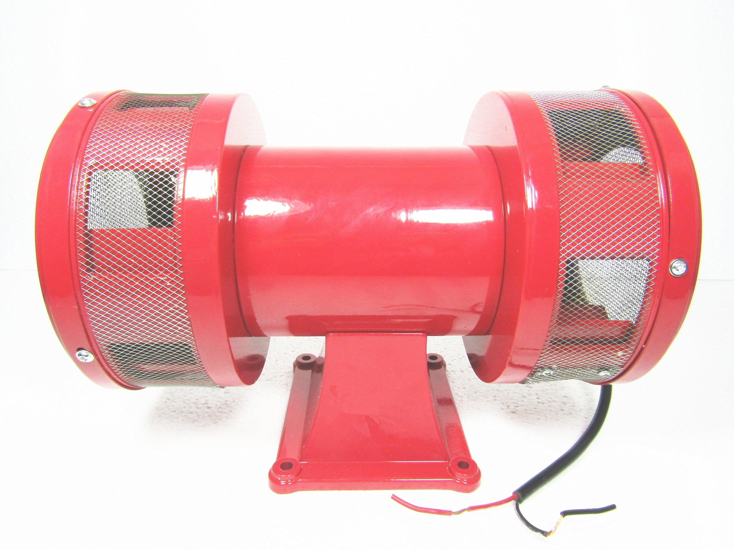 150db AC220V Air Raid Siren Bidirectional Horn Mine Boat Alarm Motor Driven Alarm