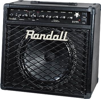 Randall 309689 rd40 C Combo Guitarra accesorios