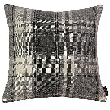 McAlister Textiles Signature Kollektion | Heritage Kissenbezug Im  Tartan Muster Kariert | 40cm X 40cm