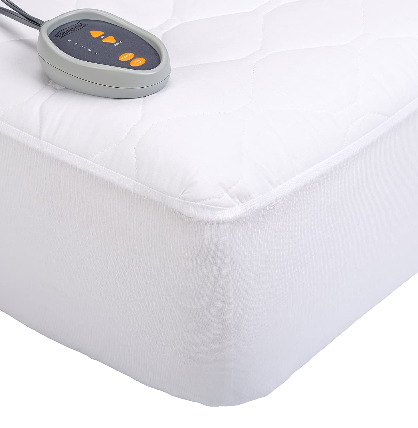 Best heated mattress pad reviews 2018 relyproductcom for Best down mattress pad