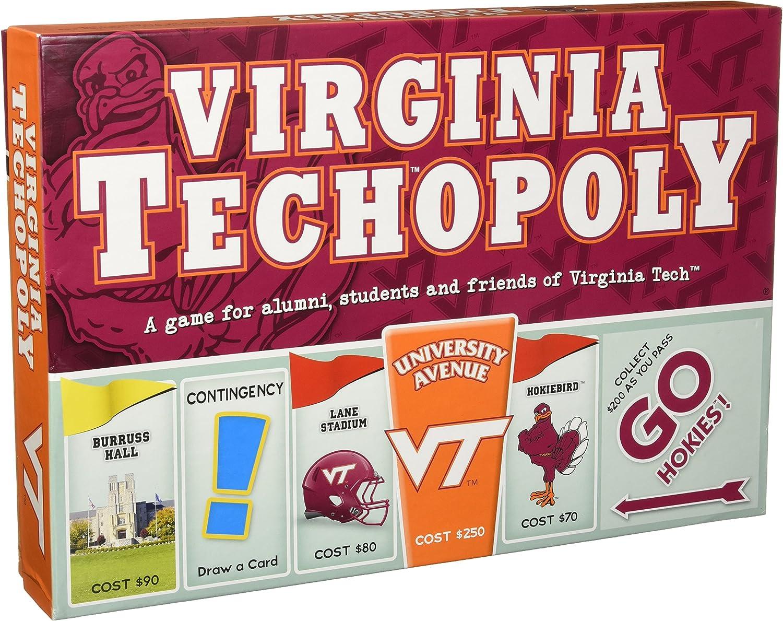 Va Techopoly Late for the Sky Virginia Tech