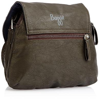 2507328a4 Baggit Sling Bag (Grey)  Amazon.in  Shoes   Handbags