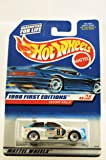 Hot Wheels - 1998 First Editions - Escort Rally - Racing Paint Scheme - Die Cast - #1 of 40 Cars - Collector #637 - Limited Edition - Collectible
