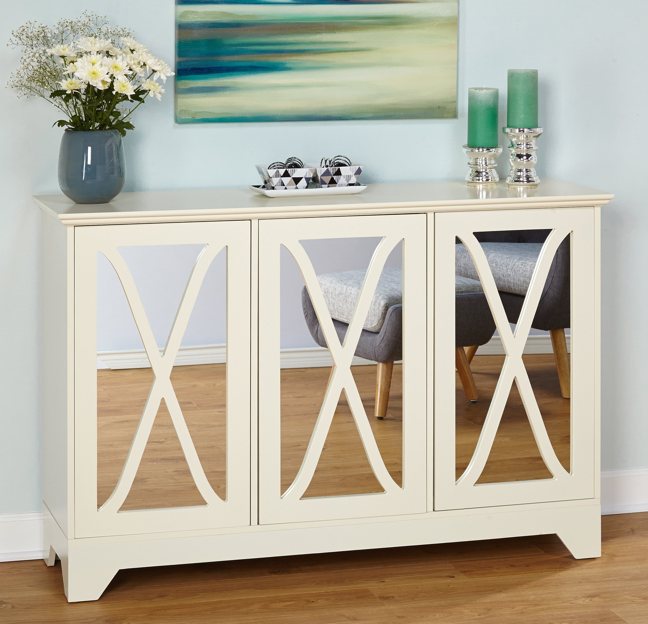 Target Marketing Systems Reflections Buffet/Console with ...
