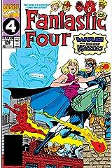 Fantastic Four (1961-1998) #356 (Fantastic Four (1961-1996)) Kindle Edition