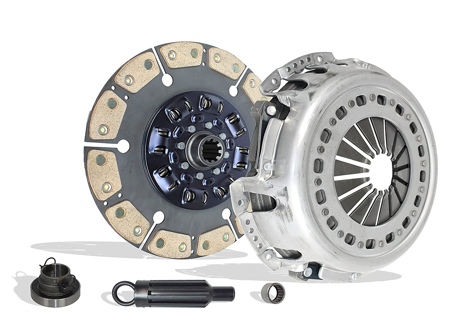 southeast-clutch etapa 3 Kit de embrague Dodge Ram 2500 3500 5.9l Cummins Diesel 6 velocidad: Amazon.es: Coche y moto