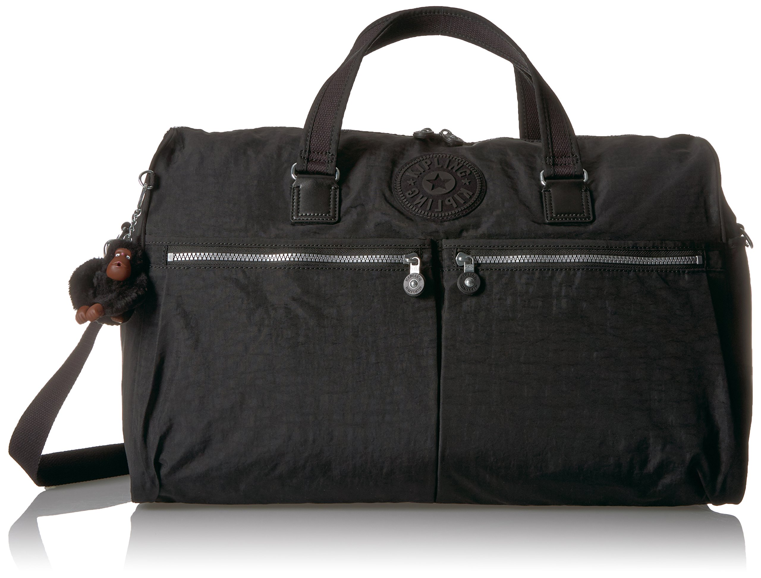 Kipling Women's Itska Solid Duffle Bag by Kipling