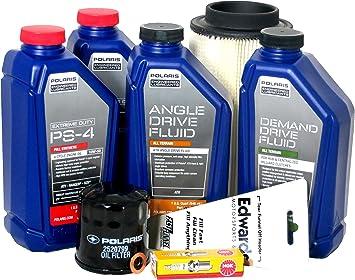 Amazon Com 2014 2018 Polaris Sportsman 570 Extreme Full Service Maintenance Kit Automotive