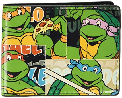 Amazon.com: Teenage Mutant Ninja Turtles TMNT Retro clásico ...