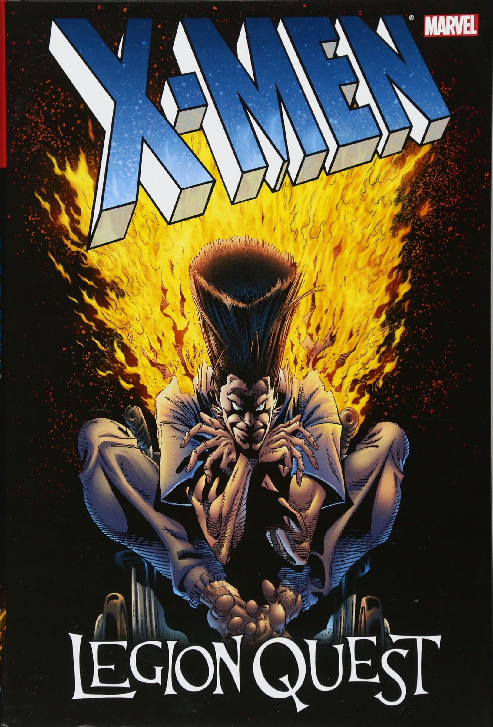Read Online X-Men Legionquest ebook