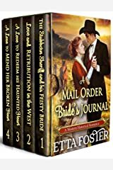 A Mail Order Bride's Journal: A Historical Western Romance Collection Kindle Edition
