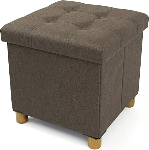 Humble Crew Foot Stool Storage Ottoman