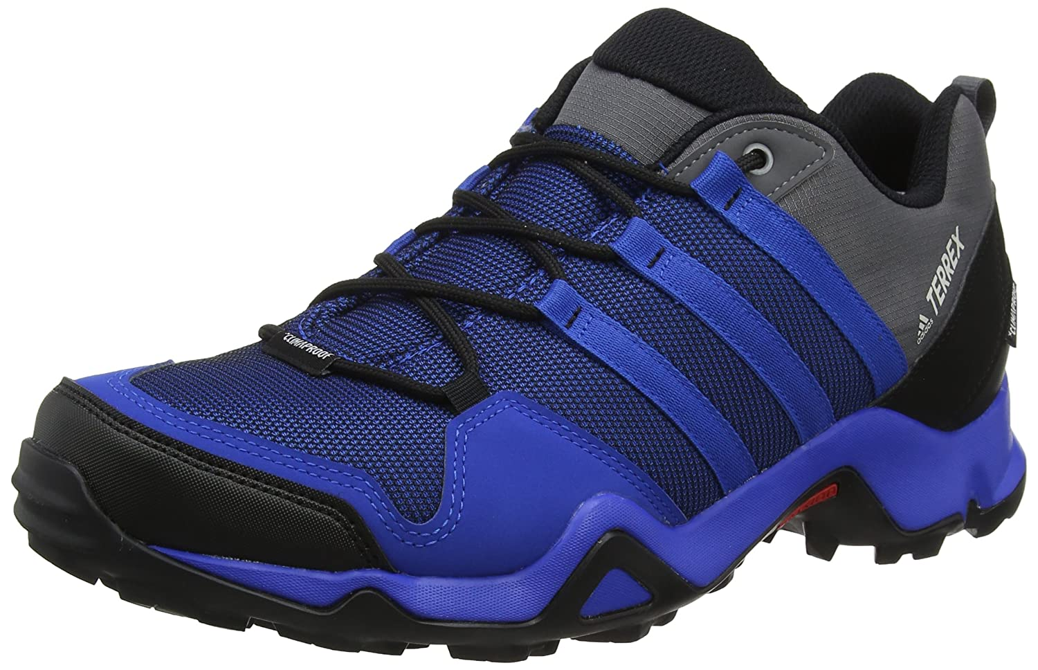 Adidas Terrex Ax2 CP, Zapatillas de Cross para Hombre 40 EU|Azul (Blue Beauty/Core Black/Grey Five 0)
