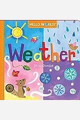 Hello, World! Weather Kindle Edition