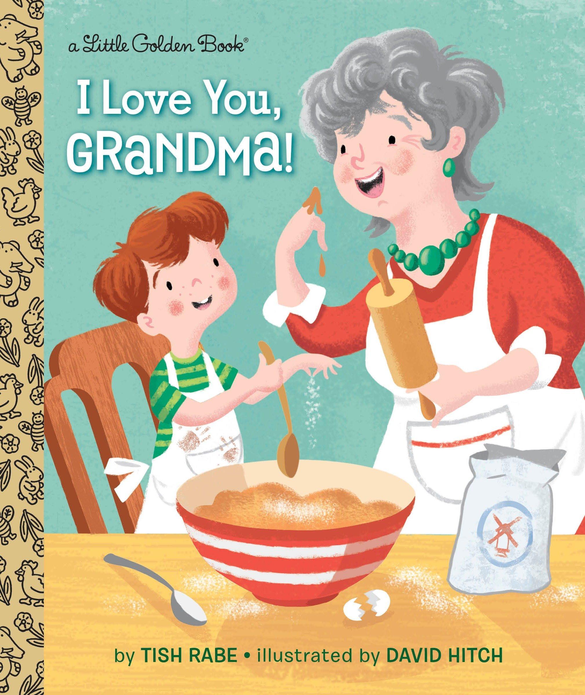 Download I Love You, Grandma! (Little Golden Book) PDF