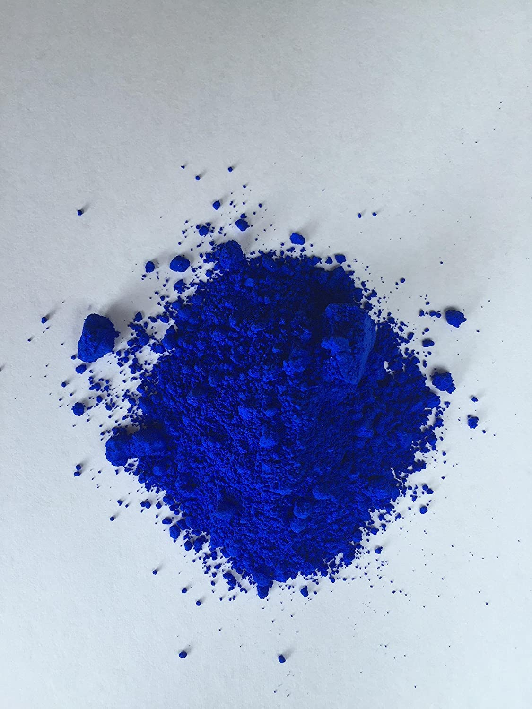 Pigmento/tinte azul marino (1,8 kg) para hormigón, yeso ...